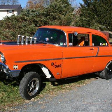 56 Chevy B/G
