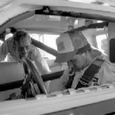 Marty Robbins and DW Darrell Waltrip
