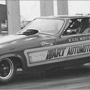 Ken Mott Hart Automotive Vega F/C