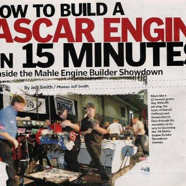 December 08 car craft