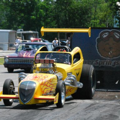 qualifying #2 at the Beaver 09 before burnout