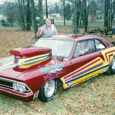world's fastest fullsize 66 chevelle wally 1990