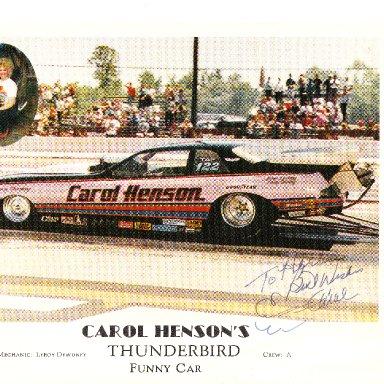 Carol Henson