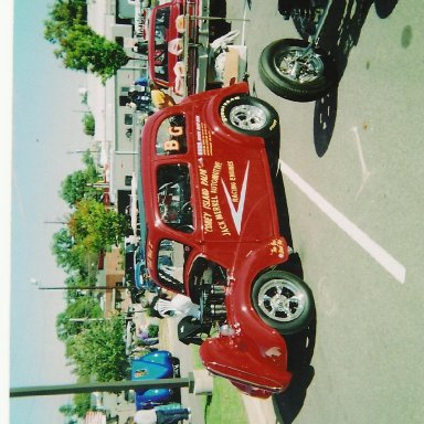 Picture of drag cars 143