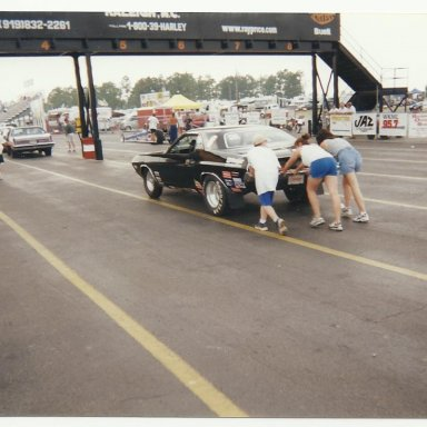 Picture of drag cars 119