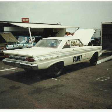 Picture of drag cars 096