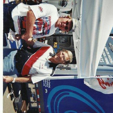 Dyno Don and Speedy Thompson