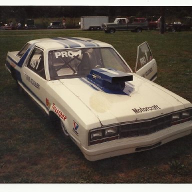 Picture of drag cars 009