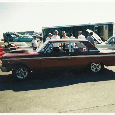 Picture of drag cars 042