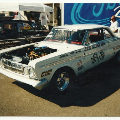 Picture of drag cars 043