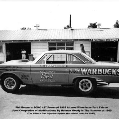 Daddy Warbucks-Holman Moody 1965