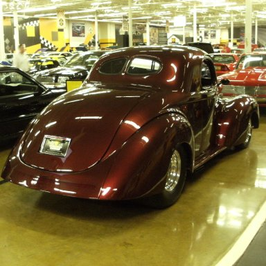 Willys @ Museum of Speed