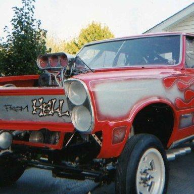 65 Zombie GTO