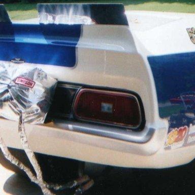 71 Mustang FC