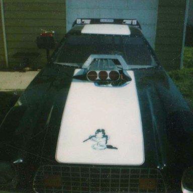 Mustang II F/C