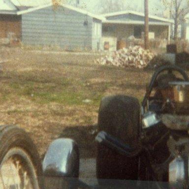 Pontiac Dragster