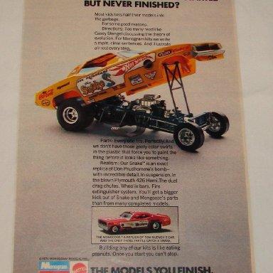 71 Model Ad