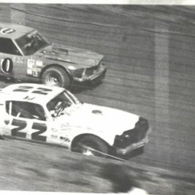 Ralph Eury and Ned Haney battle