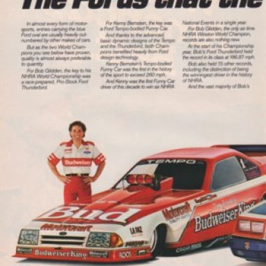 1986 Ford Ad