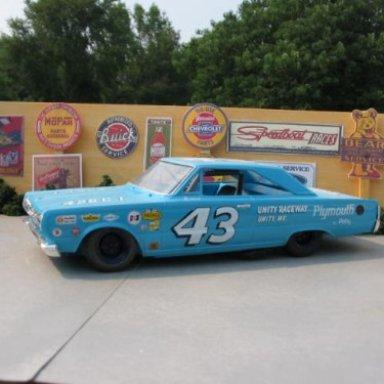 The King's 1967 GTX