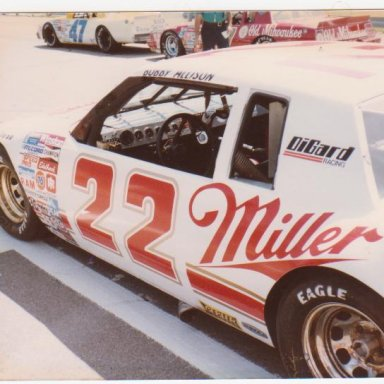 Bobby Allison car