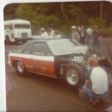 drag racing rockinham and bristol 264
