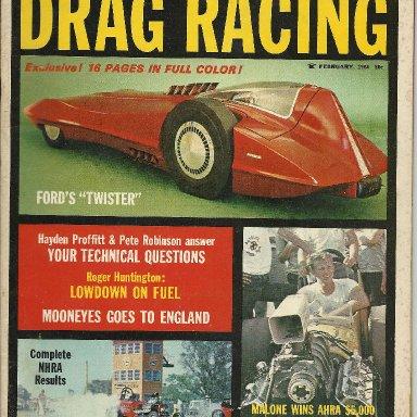 racing magazine s