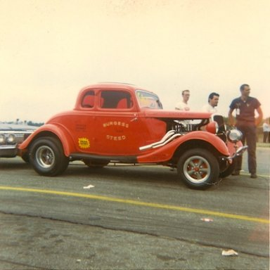 burgess & Steed gasser