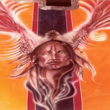 War Eagle Artwork