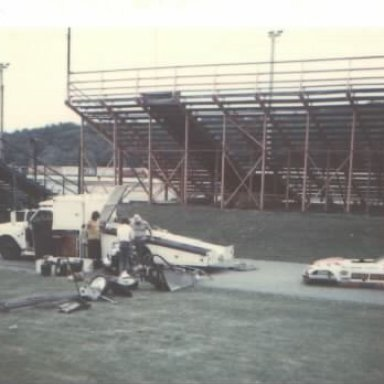 Ray Vega, LebanonValley1974-JimThornton