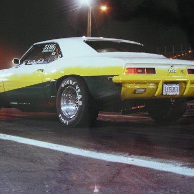 Chris Maull, 1969 Camaro