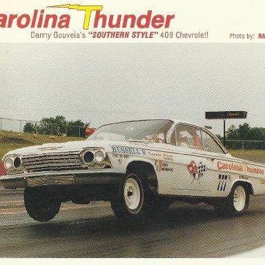 carolina thunder