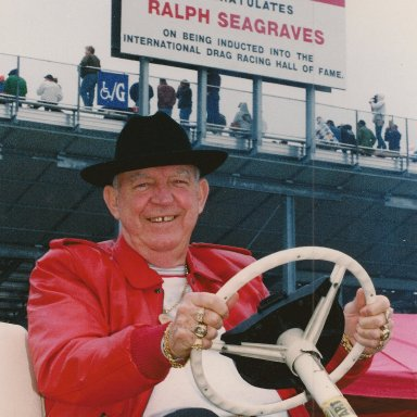 Ralph Seagraves