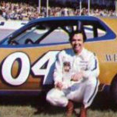 Hershel McGriff 1974 Daytona