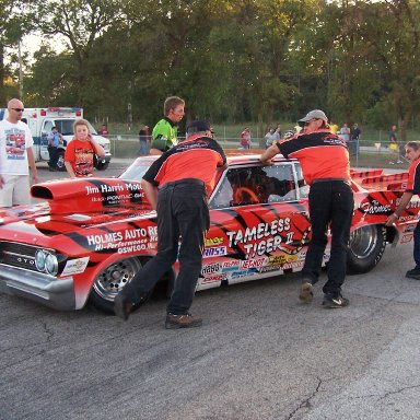World Series of Drag Racing 2010 - Cordova