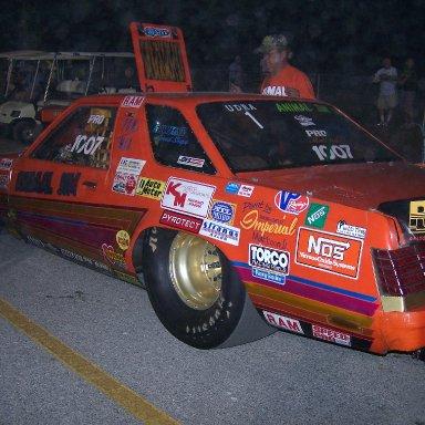 57th World Series of Drag Racing- Cordova