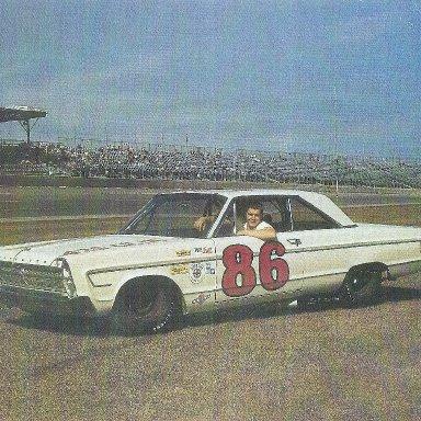 Buddy Baker @ Daytona