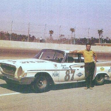 Buck Baker @ Daytona
