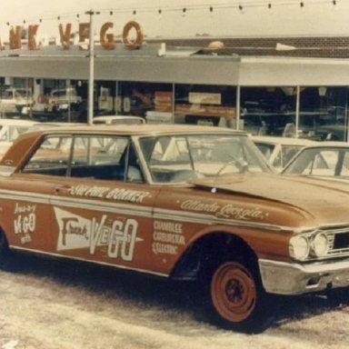 62 Ford Galaxie Lightweight Phil Bonner
