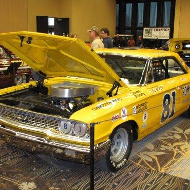 Brannan 63 NASCAR Galaxie