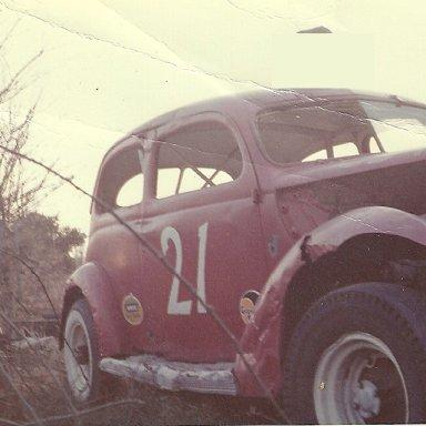 Jerry Martin's 1936 Ford - Flat Head V-8