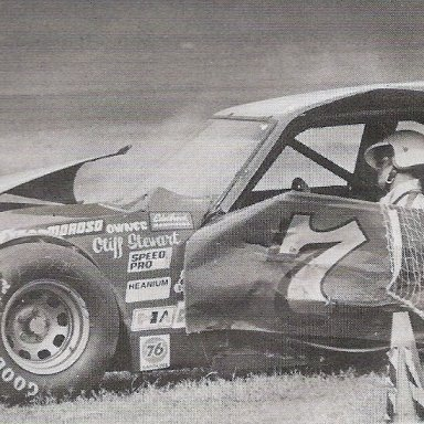Morgan Shepherd Daytona crash