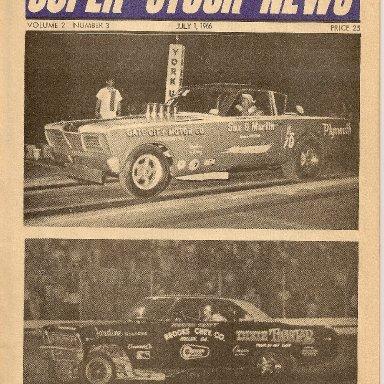 SUPER STOCK NEWS PUBLISHED IN BURLINGTON,NC