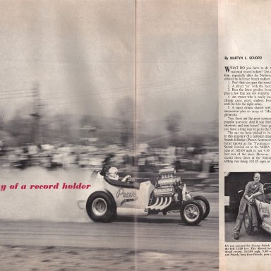 Cars Magazine Article Feb 1965