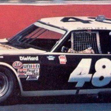 #48 Al Holbert  1978