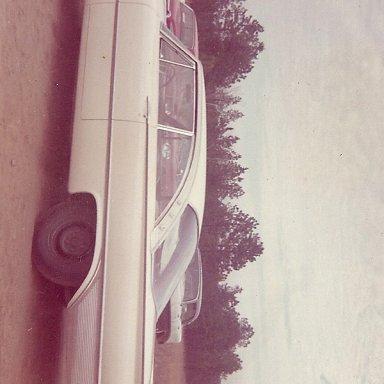 61 Ford Starliner