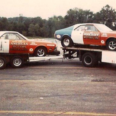 Rodekopf & Smith Prepared Cars at KCIR