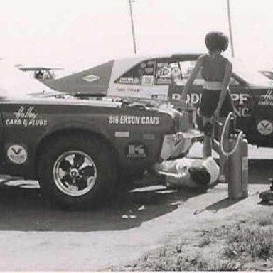 Bob-Margo  Smith-AMC Wichita 1970