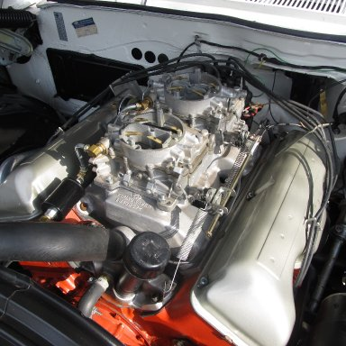 Is that a two piece intake??