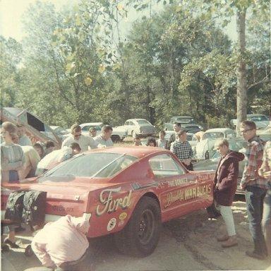 Phil Bonner's Ford